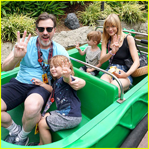 Jaime King Visits Legoland with Her Family for Leo Thames' 3rd Birthday!