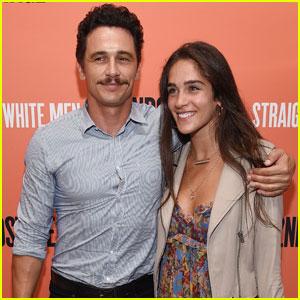 James Franco & Girlfriend Isabel Pakzad Make Red Carpet Debut!