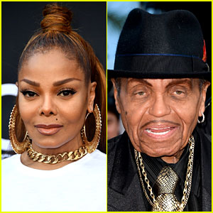 Janet Jackson Pays Tribute to Her Late Father After His Funeral