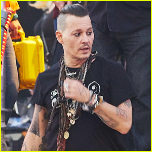 Johnny Depp & The Hollywood Vampires Take the Stage at Hellfest Festival in France!