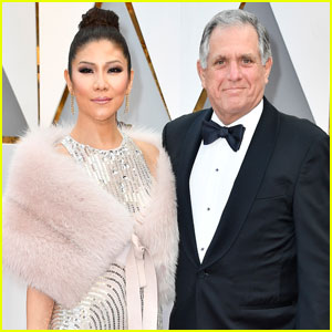 Julie Chen Supports Husband Leslie Moonves After Sexual Harassment Accusations