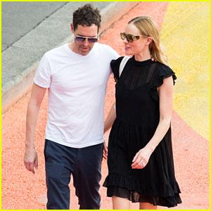 Kate Bosworth & Husband Michael Polish Look So in Love in Paris!