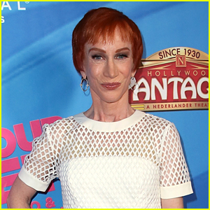 Kathy Griffin Calls Out Tabloid For Insinuating She's Going Bald & Has Lupus