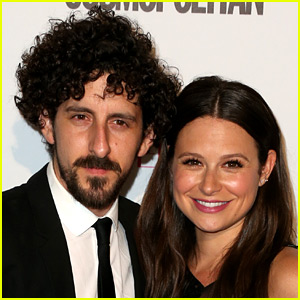 Scandal's Katie Lowes & Husband Adam Shapiro Will Star in 'Waitress' on Broadway as Love Interests!