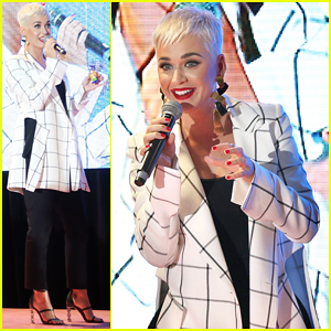 Katy Perry Surprises Fans with Perth Mall Appearance!