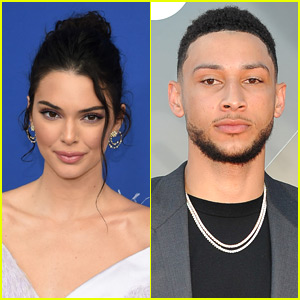 Kendall Jenner Caught Cuddling with Ben Simmons at Khloe Kardashian's Fourth of July Party! (Video)