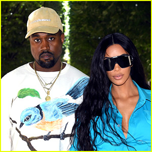 Kim Kardashian Rushes Kanye West to ER