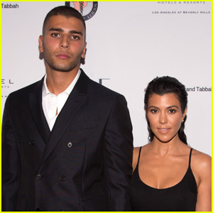 Younes Bendjima References His Past Shady Comment in a New Message on Kourtney Kardashian's Instagram