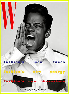 Letitia Wright Recalls a Time Where She Was 'Depressed & Full of Anxiety'