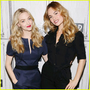Lily James & Amanda Seyfried Are Already Thinking of 'Mamma Mia 3'
