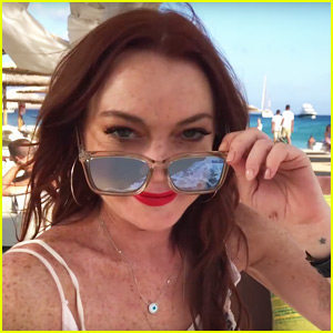 Watch Lindsay Lohan's First MTV Reality Show Teaser!