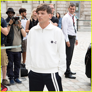 Louis Tomlinson Joins the 'X Factor UK' 2018 Judges Panel!