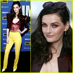 Lydia Hearst Defends Husband Chris Hardwick at Comic-Con