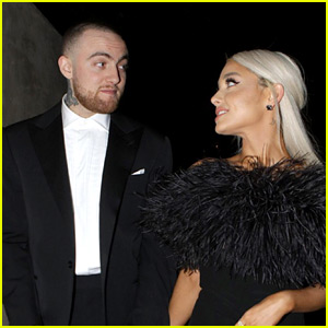Mac Miller Breaks His Silence on Ariana Grande's Engagement to Pete Davidson