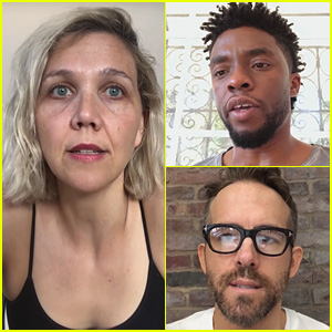 Maggie Gyllenhaal Gets Help from Celeb Friends to Tell Story of an Immigrant Separated From Her Son