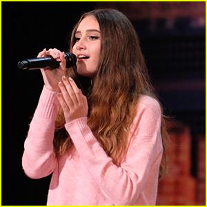 15-Year-Old Makayla Phillips Sings Demi Lovato on 'America's Got Talent' & Gets Golden Buzzer - Watch Now!