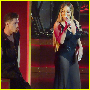 Mariah Carey Celebrates Opening Night of Vegas Residency with Bryan Tanaka!