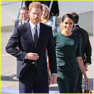Duchess Meghan Markle Does an Outfit Change for Her Royal Visit with Prince Harry!
