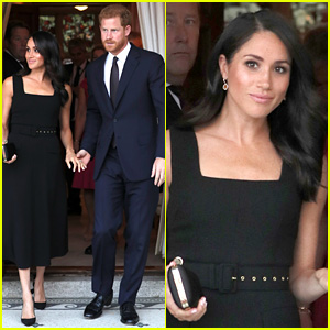 Meghan Markle Makes Surprising Fashion Choice for Third Outfit of the Day!