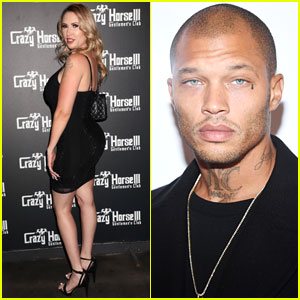 'Hot Felon' Jeremy Meeks' Ex Wife Melissa Throws Divorce Party at Vegas Strip Club!