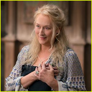 Meryl Streep in 'Mamma Mia 2': Creator Talks That Major Decision About Donna!