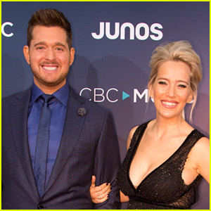 Michael Buble Reveals the Sex of His Third Child with Luisana Lopilato!
