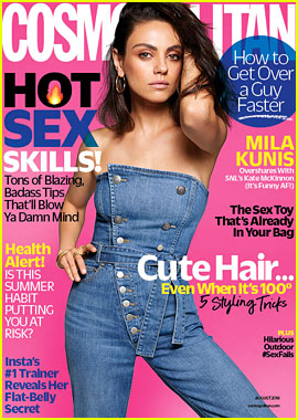 Mila Kunis Reveals What's Most Upsetting About False Pregnancy Rumors