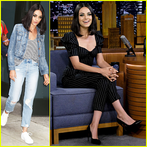 Mila Kunis Recalls Her National Lampoon-Like Honeymoon in RV with Ashton Kutcher and Her In-Laws!