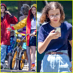 Millie Bobby Brown Has a Stunt Double Fill in on 'Stranger Things' Set Following Injury