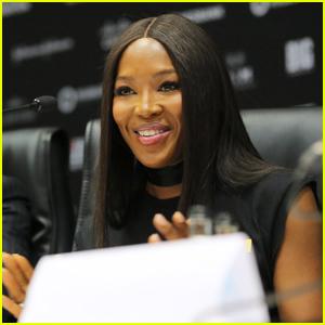 Naomi Campbell Announces Global Citizen Festival: Mandela 100 Lineup!
