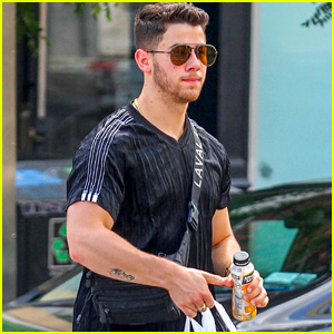 Nick Jonas Goes Shopping After Reportedly Proposing to Priyanka Chopra!