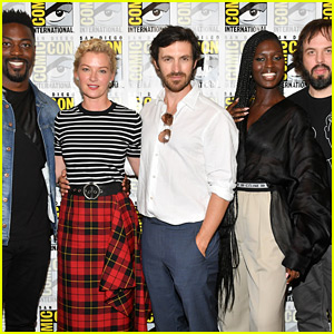 'Nightflyers' Cast Debuts Trailer for George R.R. Martin's New Show at Comic-Con!
