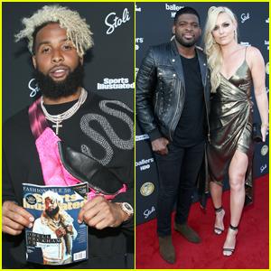 Odell Beckham Jr., Lindsey Vonn & More Step Out for 'Sports Illustrated's Fashionable 50 Celebration!