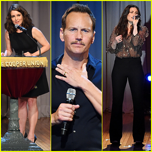 Patrick Wilson, Tina Fey & More Perform at NYC's 'Concert for America' to Benefit Immigrant Legal Rights Organizations