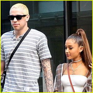 Pete Davidson Defends Himself in Ariana Grande's Instagram Comments - Here's What Happened