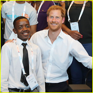 Prince Harry Steps Out Solo for AIDS Conference in Amsterdam