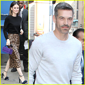 Rachel Bilson Is 'Grumpy' in the Morning, Eddie Cibrian Says!