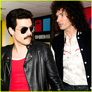 Rami Malek as Freddie Mercury in 'Bohemian Rhapsody' - Watch the Trailer!