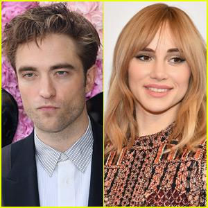 Robert Pattinson & Suki Waterhouse Kiss & Cuddle on Night Out in New Photos!
