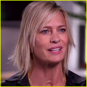 Robin Wright Addresses Kevin Spacey's Behavior in 'Today' Interview - Watch a Preview