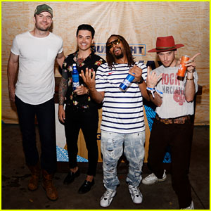 Sam Hunt, Lil Jon, Dashboard Confessional & More Perform at Bud Light Getaway Festival!