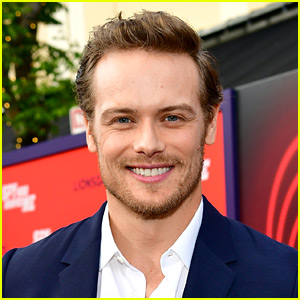 Sam Heughan Was 'Starstruck' Sitting Across From This Famous Actor on a Flight