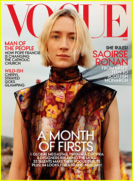 Saoirse Ronan Explains Why She Gets Anxious Watching Herself in Movies