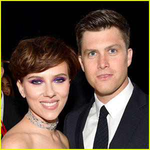 Scarlett Johansson's 'Intimate Dinner' with Colin Jost Got Interrupted in a Big Way!