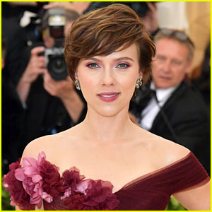 Scarlett Johansson Faces Backlash for Upcoming Role as Transgender Man & Releases a Response