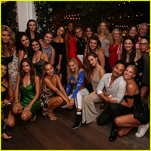 Pregnant Kate Upton, Ryan Phillippe, Olivia Culpo & More Party With 'Sports Illustrated' in Miami!