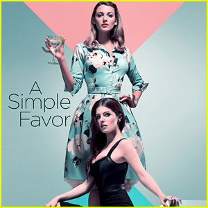 Anna Kendrick & Blake Lively Star in 'A Simple Favor' Trailer - Watch!