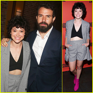 Tatiana Maslany Reacts To Emmy Nomination Ahead of 'Mary Page Marlowe' Opening!