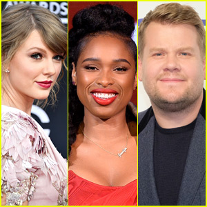 Taylor Swift to Star in 'Cats' Movie with Jennifer Hudson, James Corden, & More!
