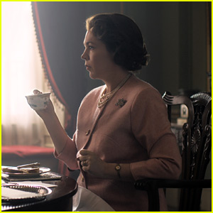 Olivia Colman as Queen Elizabeth in 'The Crown' - First Look Photo!